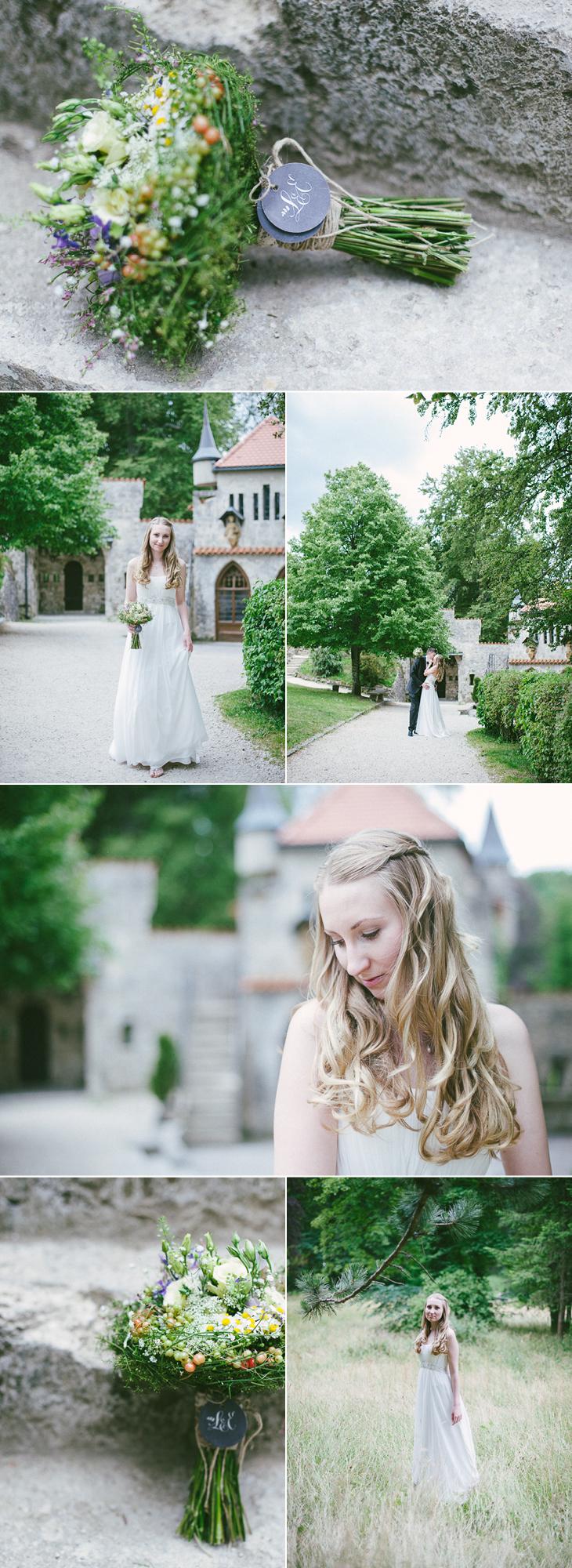 Hochzeit auf Schloss Lichtenstein Katja Heil