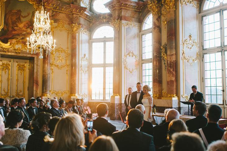 20er Jahre Hochzeit im Schloss Bruchsal - Katja Heil Fotografie22
