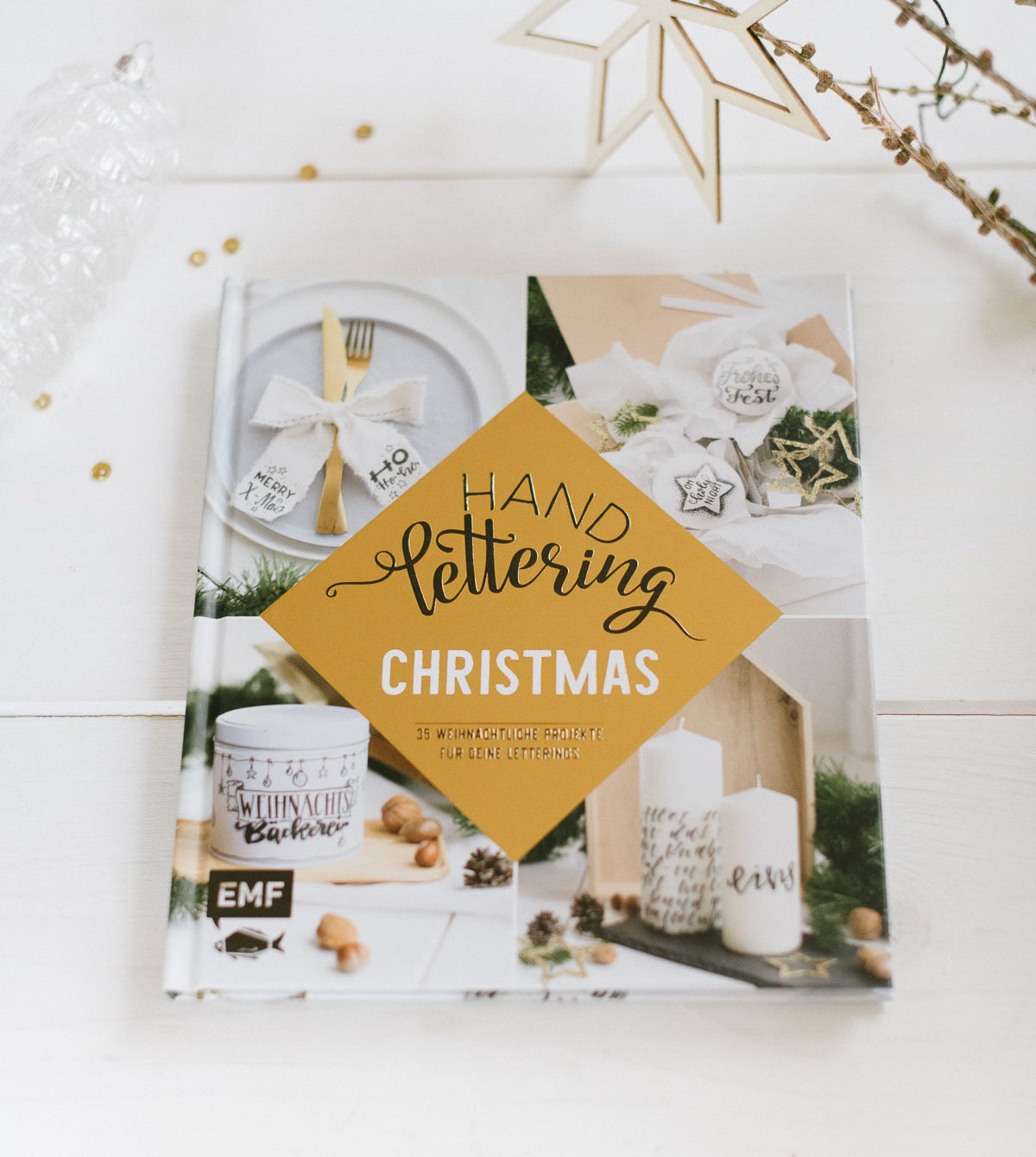 Hand Lettering Christmas