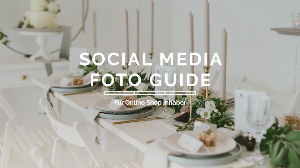 Gratis Social Media Foto Guide