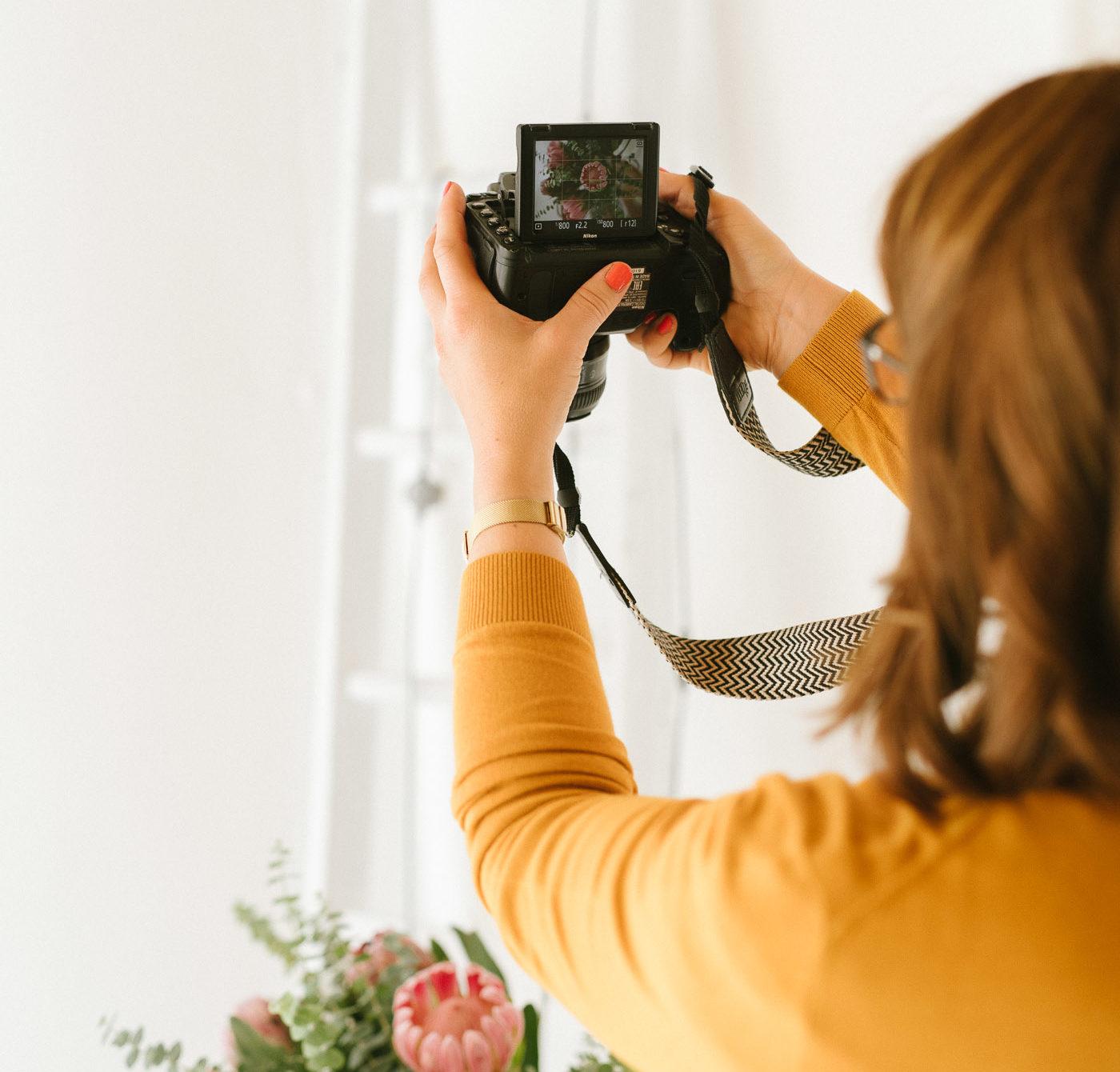Welche Kamera eignet sich für die Business Fotografie