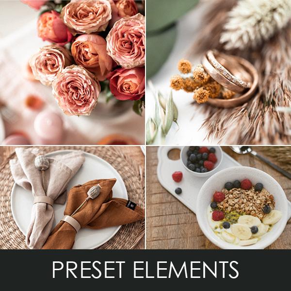 Katja Heil Preset Elements