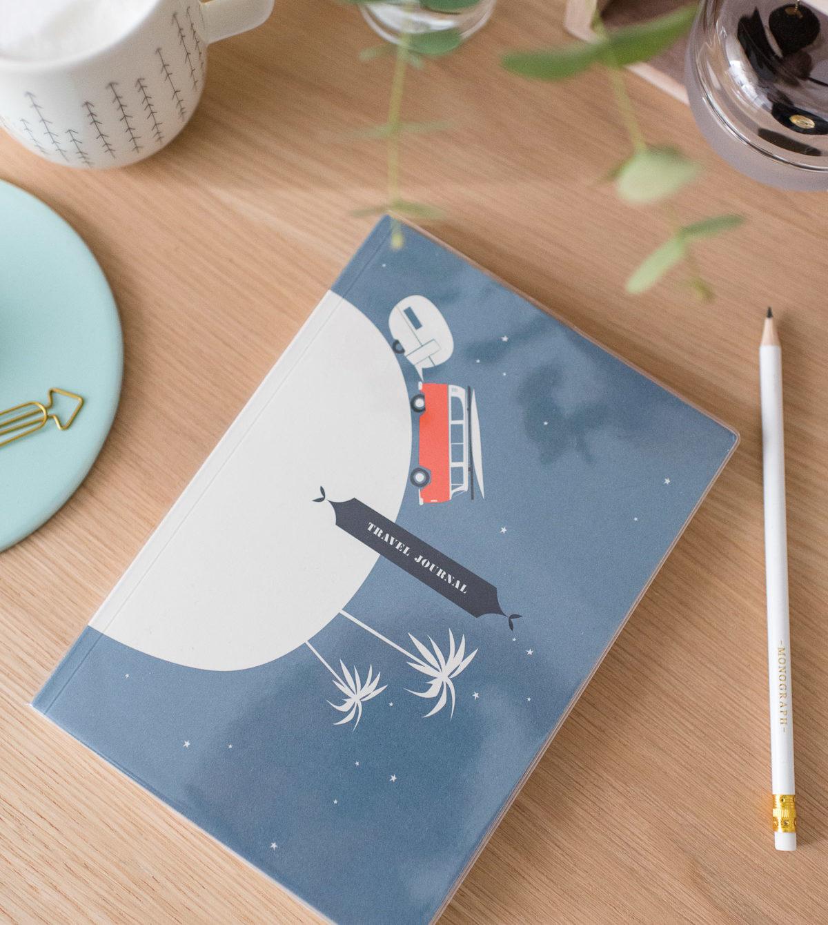 Papeterie Tagebücher fotografieren