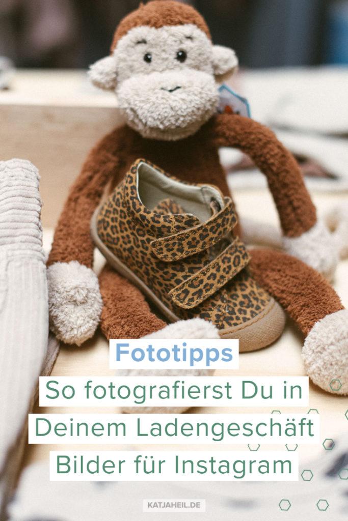 So fotografierst Du in Deinem Ladengeschäft Bilder für Instagram